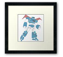 Hiro's Robot T-Shirt Framed Print