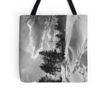 Snowstorm PA Tote Bag