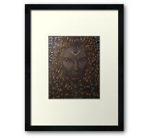 Elf Queen Framed Print