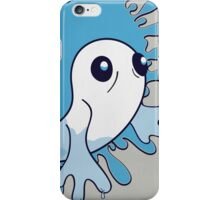Water ghosts iPhone Case/Skin