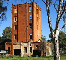 Lincolns Oakbank Brewery at Narrandera by Darren Stones