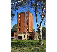Lincolns Oakbank Brewery at Narrandera Photographic Print