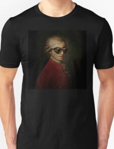 Steampunk Mozart T-Shirt