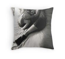 Cramps Throw Pillow