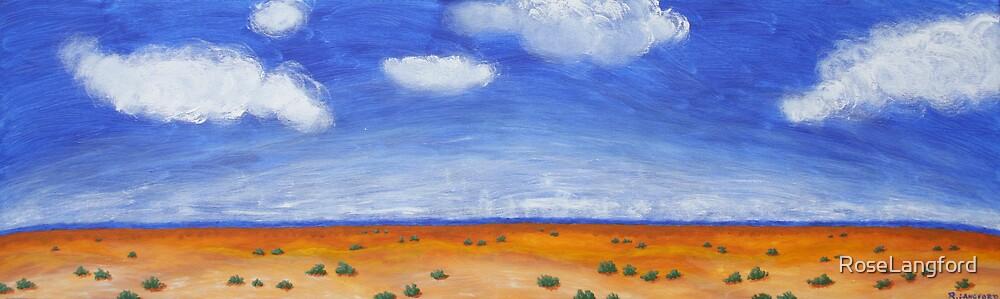 HORIZON 1 (OUTBACK AUSTRALIA) by RoseLangford