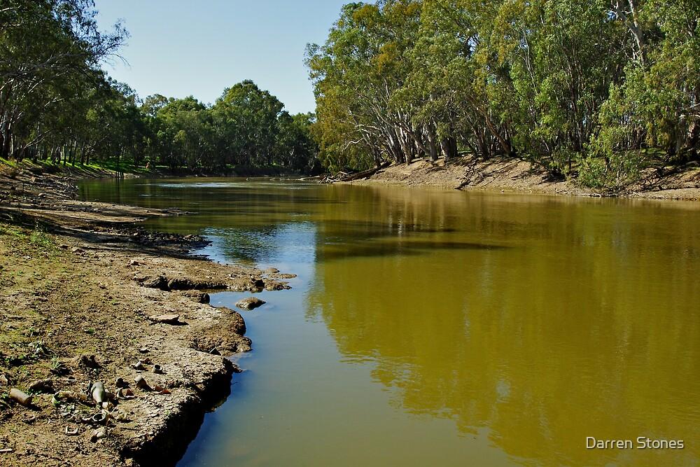 Murrumbidgee River by Darren Stones