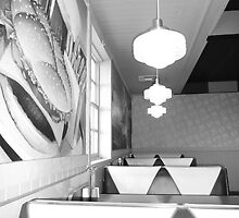 Diner by Jennifer Mayo