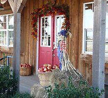 Apple Shack by Jennifer Mayo
