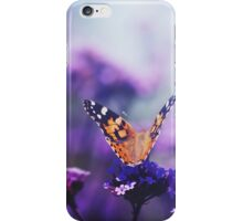 butterfly - in love with you, no 2 iPhone Case/Skin