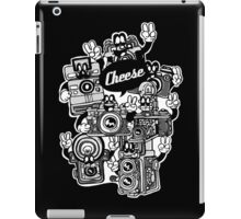 Cheeky Vintage Camera  iPad Case/Skin