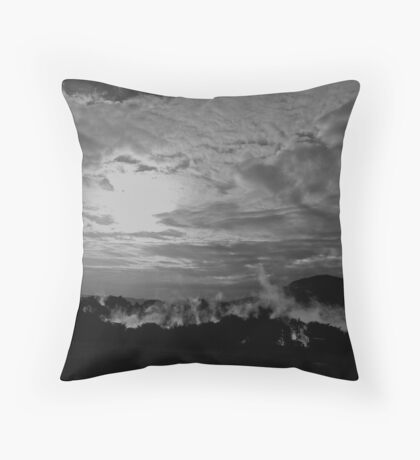 Hell has three gates: lust, anger, and greed Throw Pillow