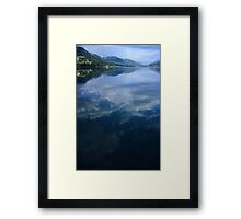 Liquid Sky Framed Print