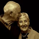 My beautiful Mum &amp; Dad by Melinda Kerr