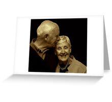 My beautiful Mum & Dad Greeting Card