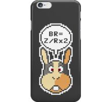 "Peppy Says ""How To Do A Barrel Roll"" iPhone Case/Skin"