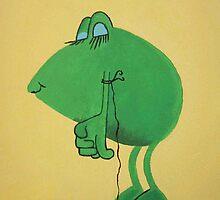 Janosh frog by Naddl