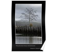 Willapa Bay Foggy Afternoon - Cool Stuff Poster