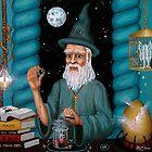 Wizards Workshop by Roz  Eve