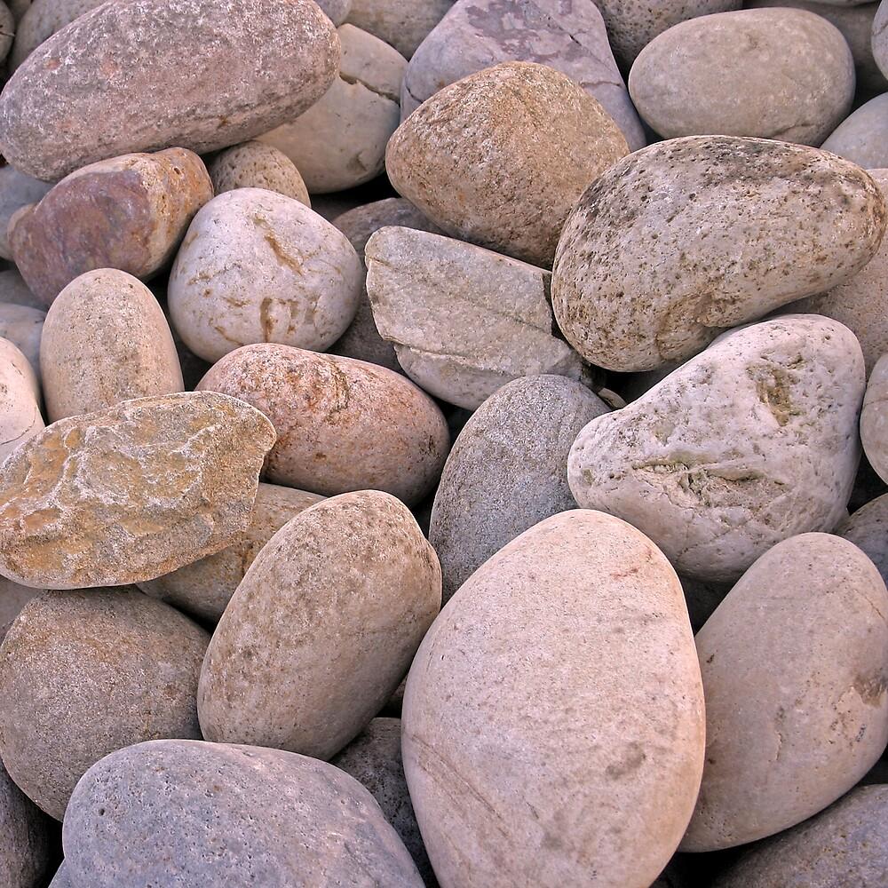 Pebbles by Chris Clark