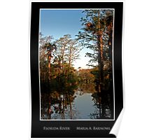 Florida River - Cool Stuff Poster