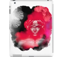 Voodoo Psychedelic Ink Woman Vision iPad Case/Skin