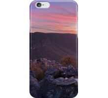 Narrow is the road to life and only a few find it iPhone Case/Skin