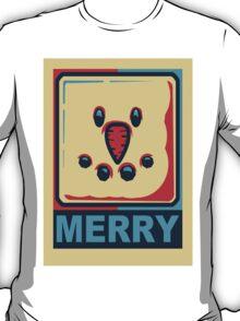 Merry Christmas Snowman T-Shirt