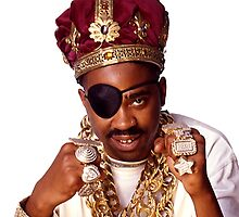 Slick Rick Da Ruler by asapmithu
