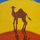 FUNKY CAMEL (OUTBACK AUSTRALIA) by Rose Langford