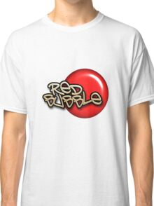 Red Bubble Tee Classic T-Shirt