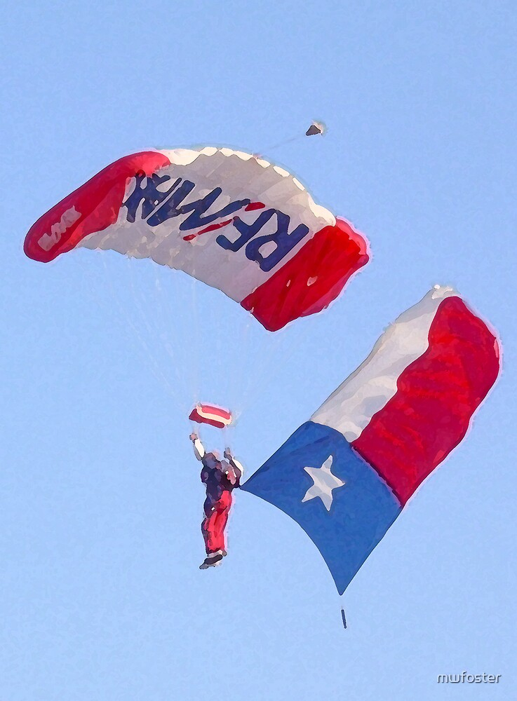 Texas Jump  by mwfoster