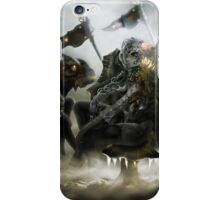 Robot Beings of the Mecha-Frost 2 iPhone Case/Skin