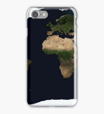 Carte du monde  iPhone Case/Skin