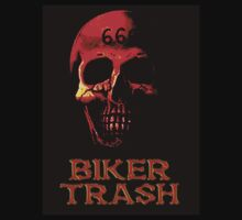 Biker Trash by quin10