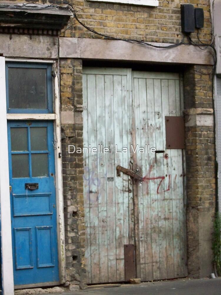 Doorway 3 by Danielle  La Valle