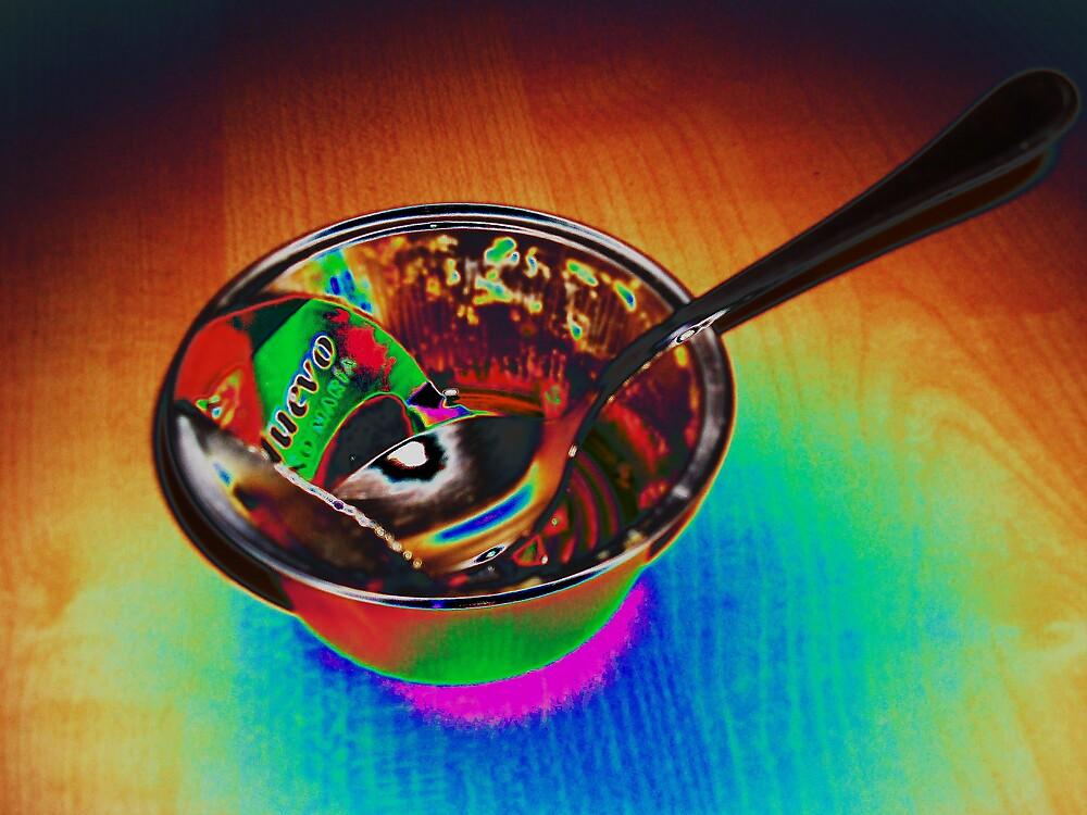 caramel custard-flan by x07wave
