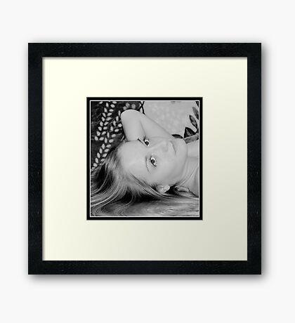 S.S. Framed Print