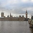The Heart of London by Alexey Dubrovin