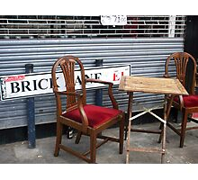 Brick Lane Photographic Print