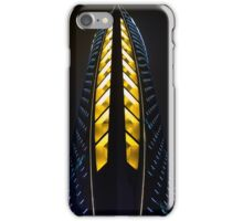 Tower in the night iPhone Case/Skin