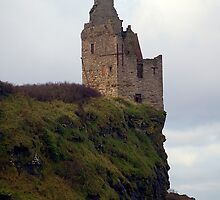 Doonfoot Castle by Ralphco