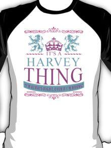 It's a HARVEY Thing T-Shirt