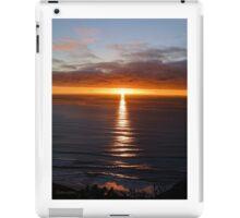 San Francisco Sunset 1412 iPad Case/Skin