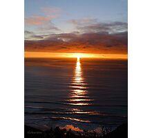 San Francisco Sunset 1412 Photographic Print
