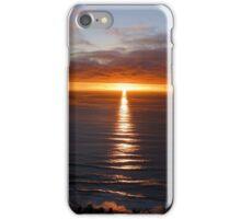 San Francisco Sunset 1412 iPhone Case/Skin