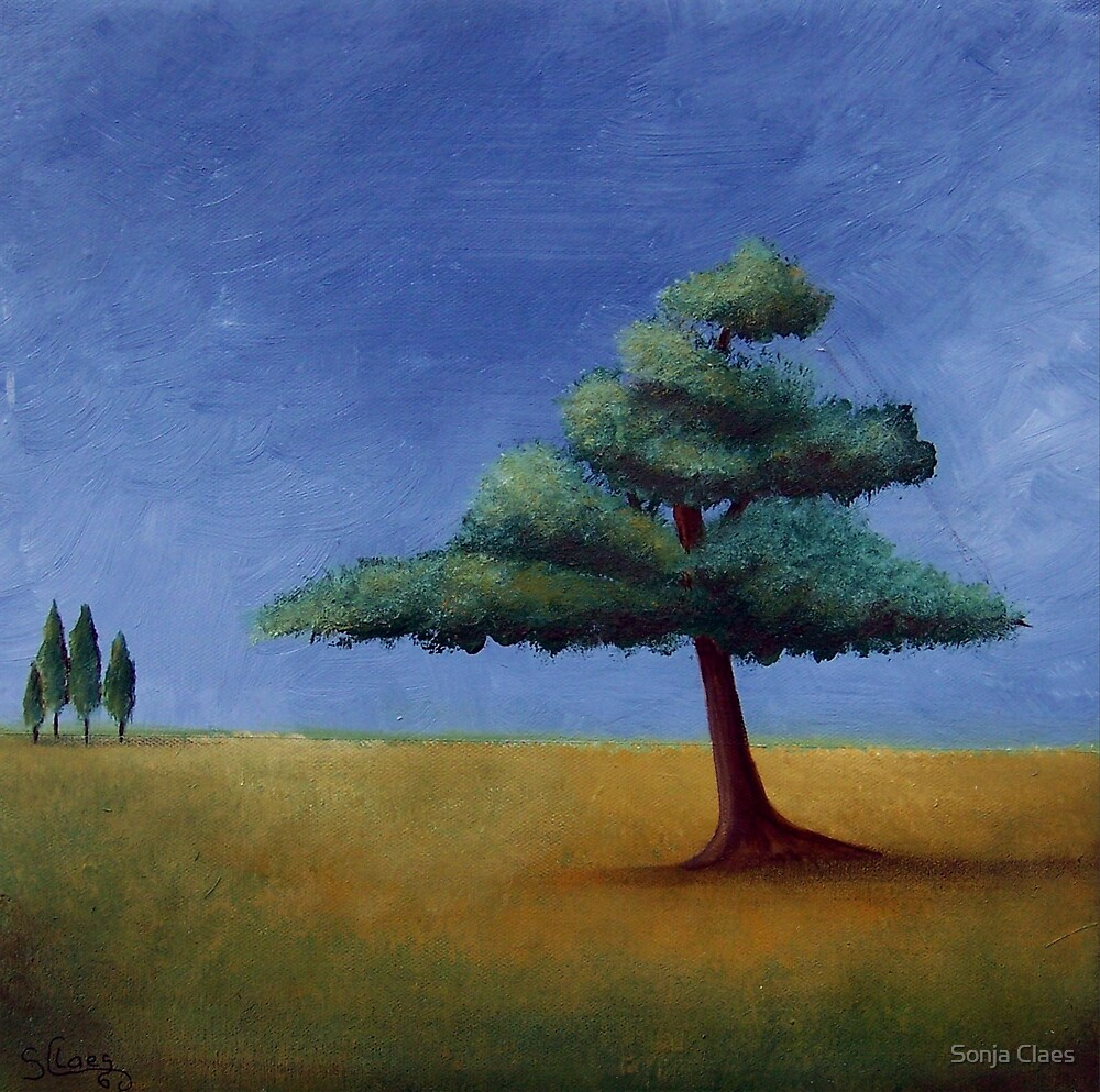 Landscape 2 by Sonja Claes