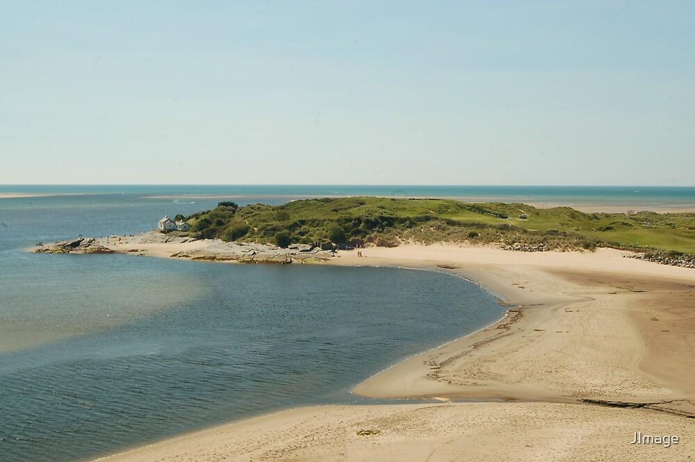 Beach at Borth-y-Gest 3 by JImage