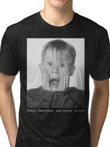 The Perfect Christmas T-Shirt Tri-blend T-Shirt