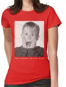 The Perfect Christmas T-Shirt Womens Fitted T-Shirt