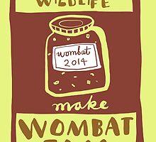 Wombat Jam by clootie